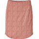 Patagonia W's Ribbon Falls Skirt Batik Hex Small: Quartz Coral